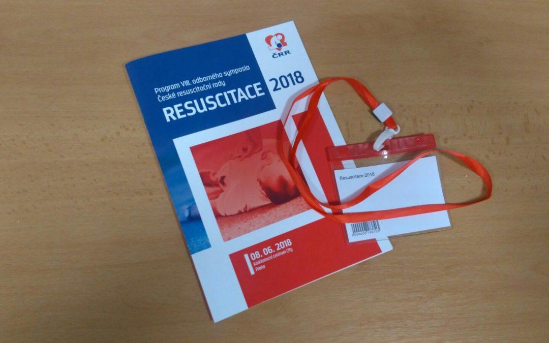 Symposium Resuscitace 2018