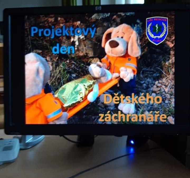 Projektový den Dětského záchranáře