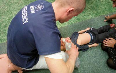 Nácvik resuscitace pro Emery ÚVN Střešovice