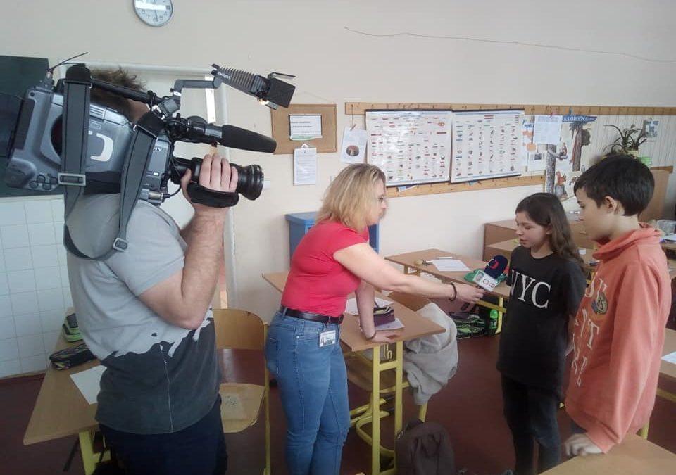 Česká televize opět sLife RESCUE