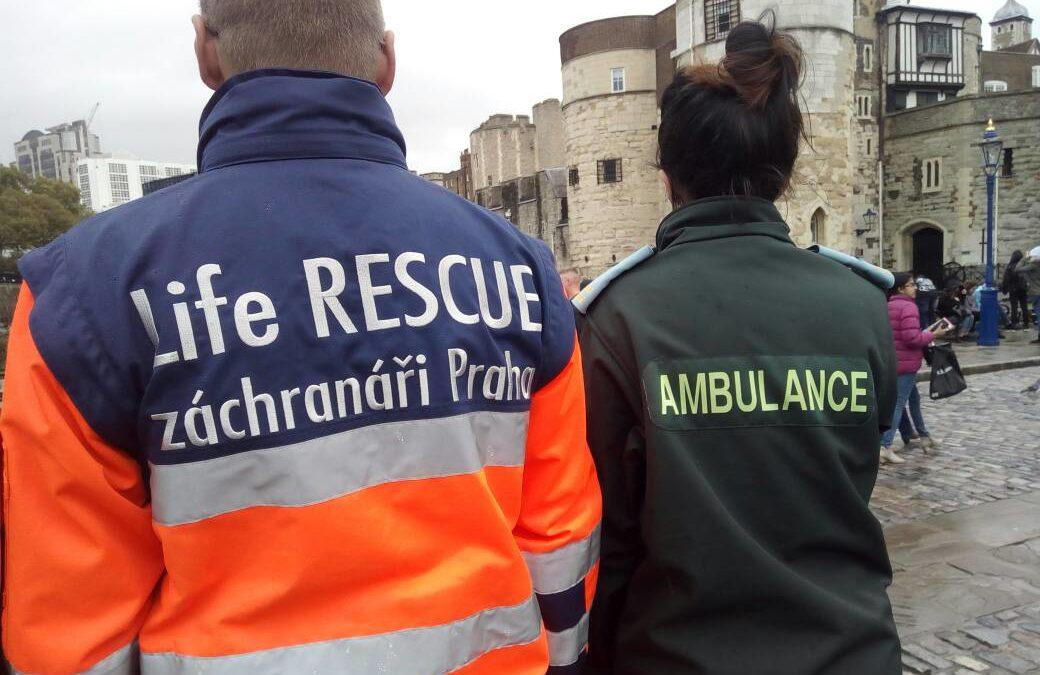Heart Day sLondon Ambulance